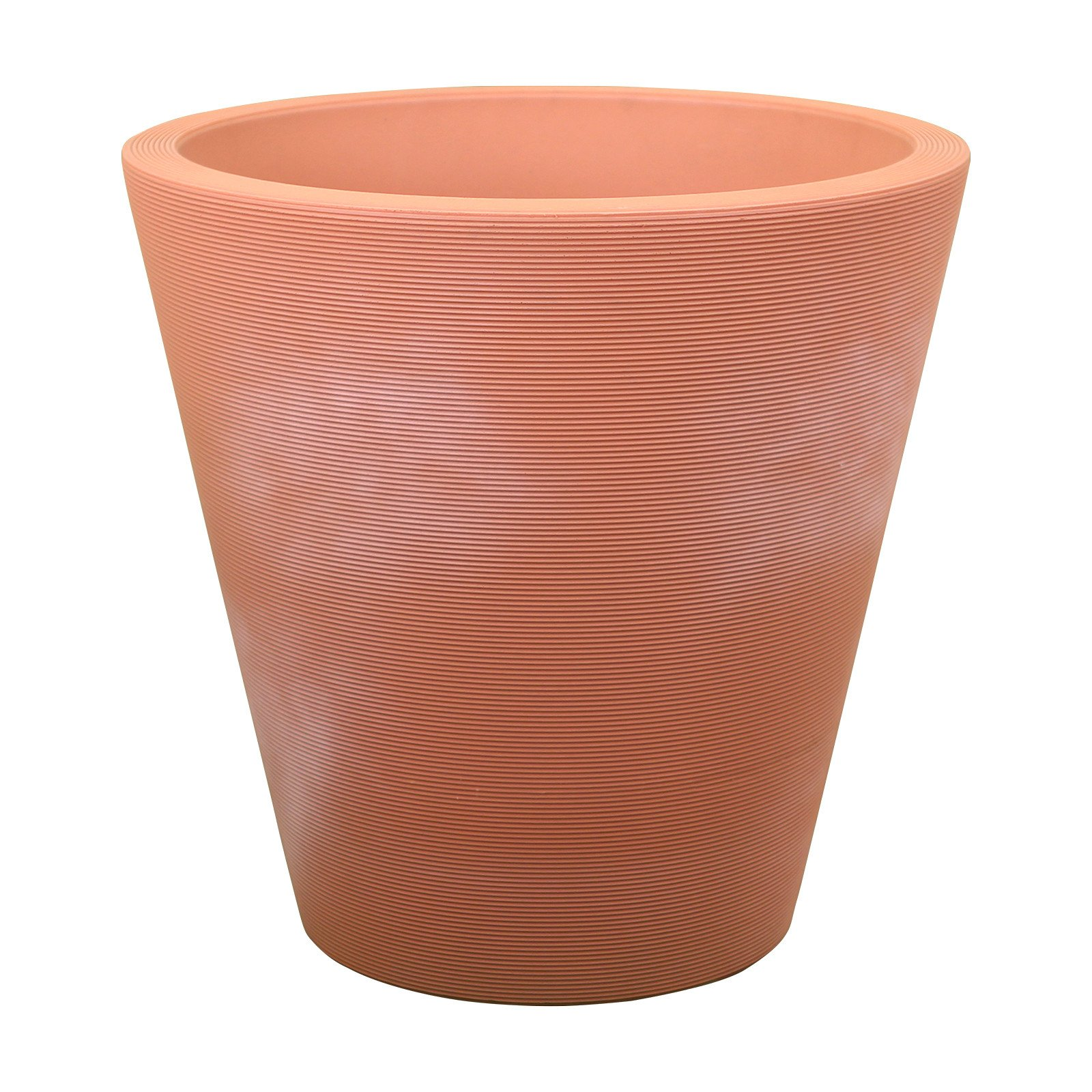 Large Outdoor Planters - Plastic - 14'/16'/20'/26'/34' Diameters