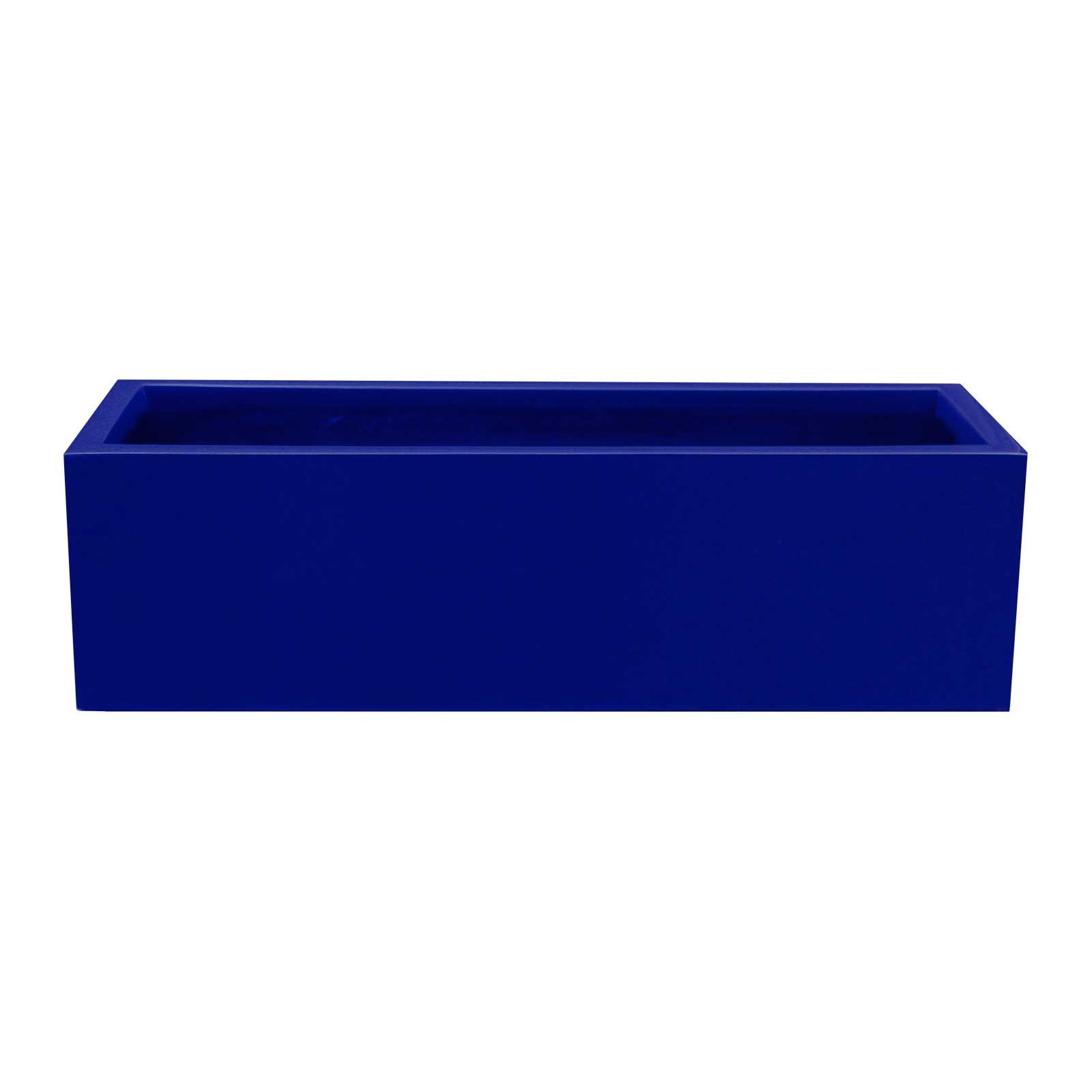 Low Profile Planter Boxes - Fiberglass - 12' Tall, (36'/48' Length; 14'/24' Width)