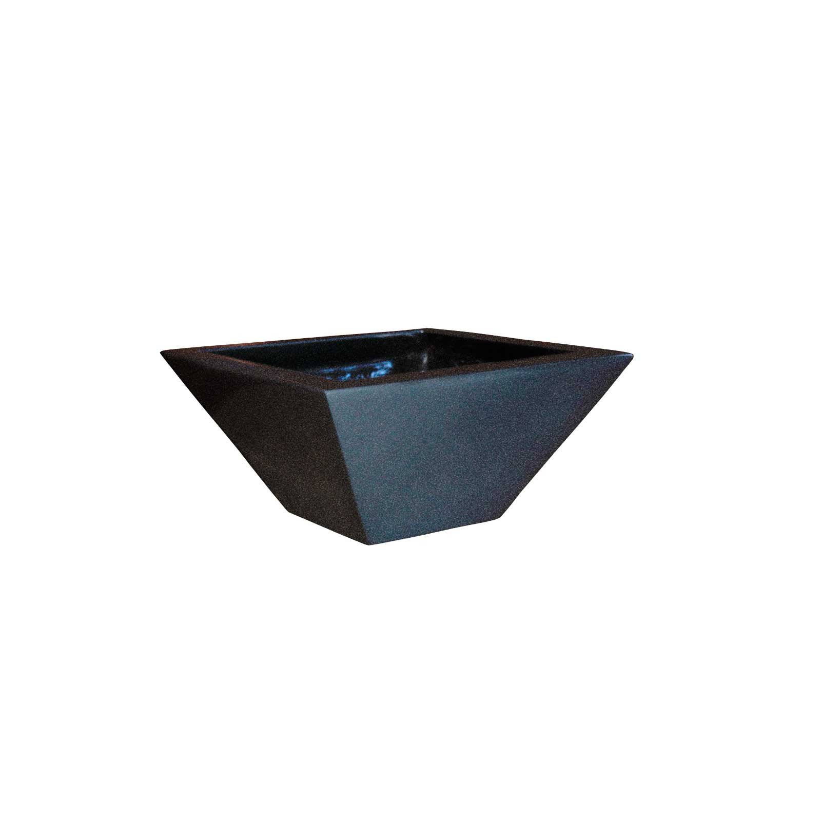 Malaga Square Tapered Table Top Planter