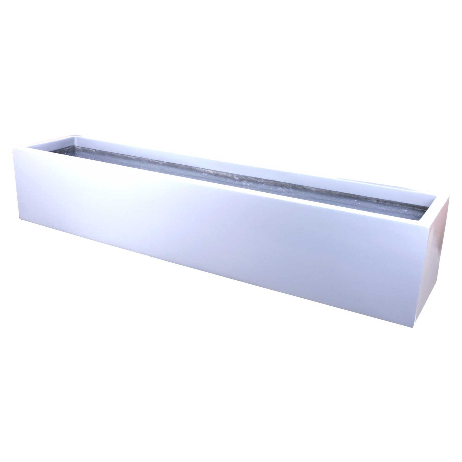 Long Planter Box - Fiberglass - 65'L x 14'W x 12'H