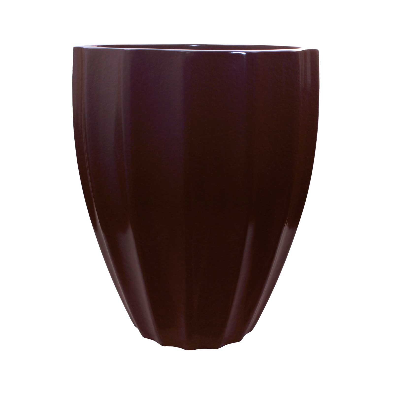 Tapered Fluted Planter - Fiberglass - (15'/22'/30' Diameters)